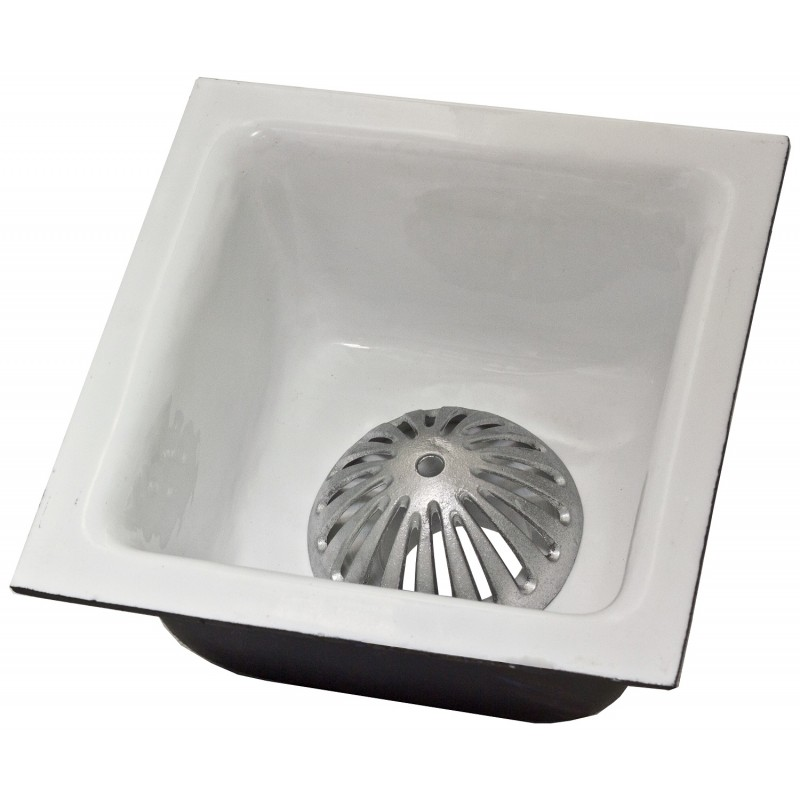 Floor Sink Drain With Dome Strainer Gsw
