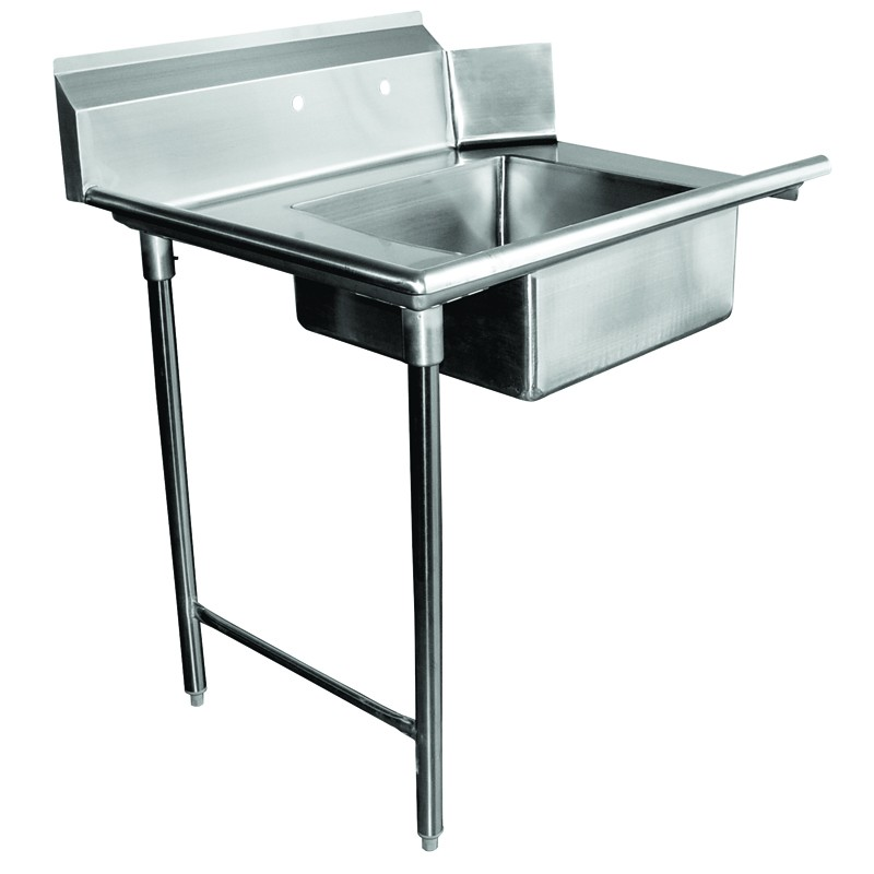 Heavy Duty Stainless Steel Soiled Dishtable Gsw