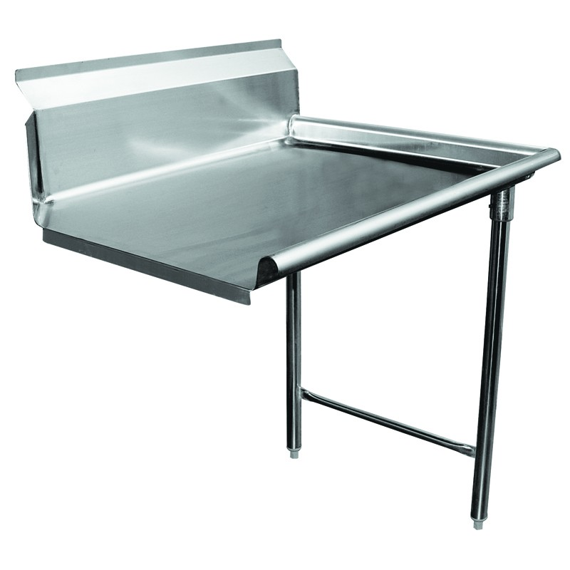 Heavy Duty Stainless Steel Clean Dishtable Gsw