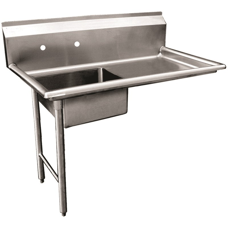 Stainless Steel Under Counter Dishtable Gsw