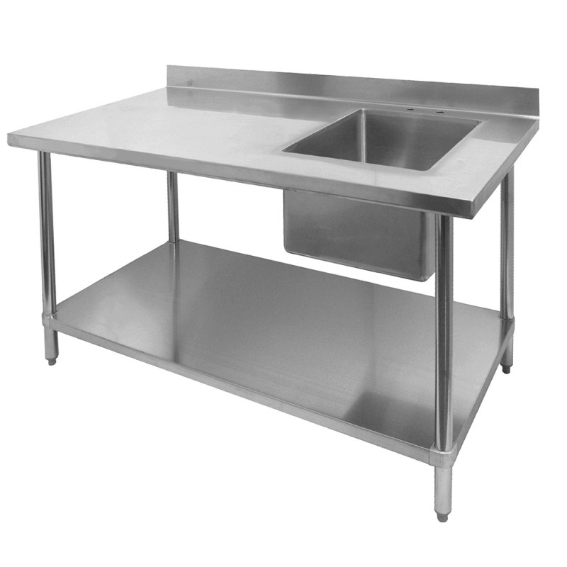 Stainless Steel Prep Tables Gsw