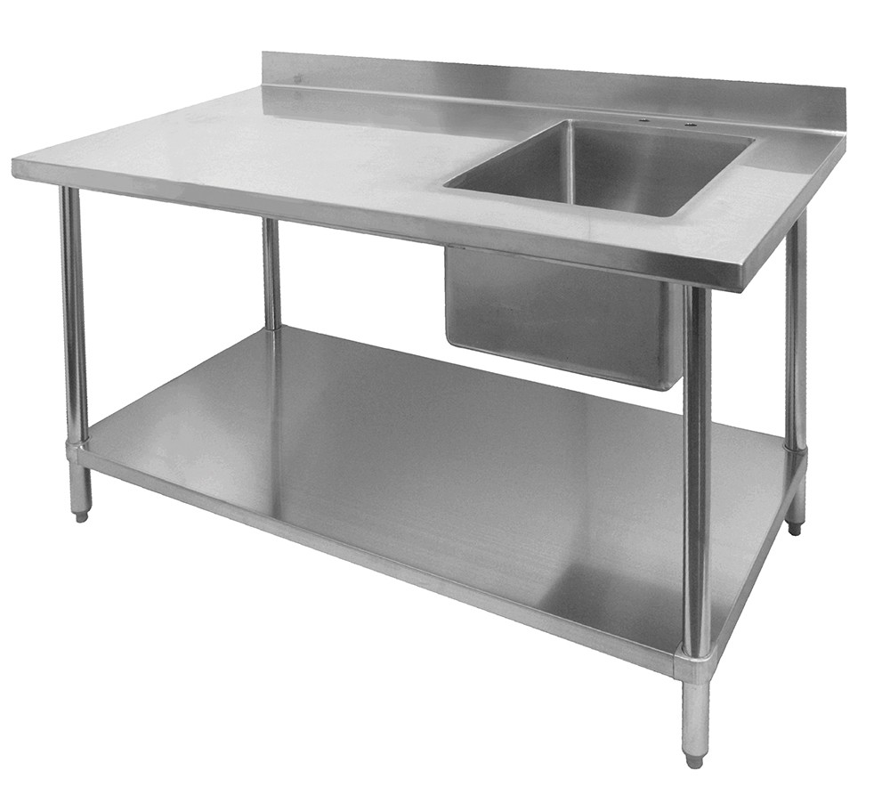 Stainless Steel Tables Stainless Steel Kitchen Work Table