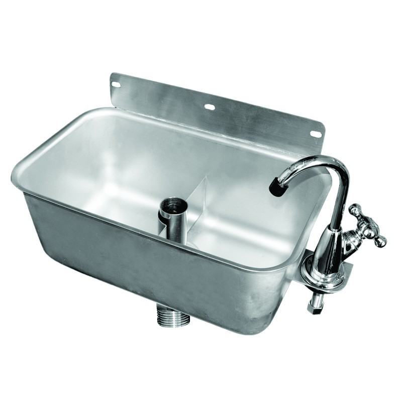 Table Mount Dipperwell Sink With Faucet Gsw
