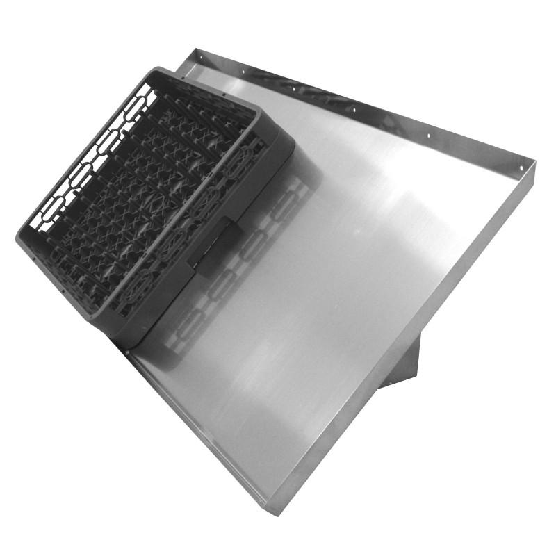 Wall Mount Shelf For Glass Rack Gsw