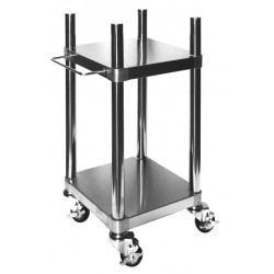 Rice Warmer Cart