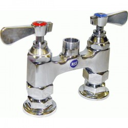 "4"" Wall Mount Faucet For Bar Sink"
