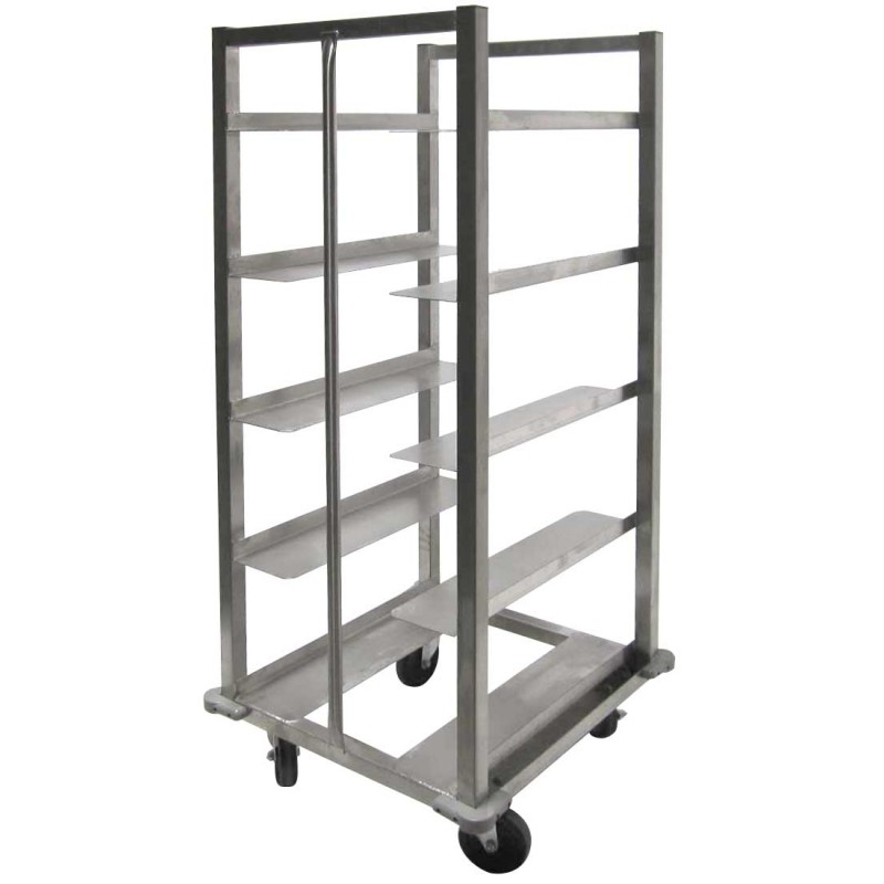 All Welded Stainless Steel Oval Tray Rack Gsw