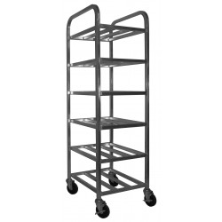All Welded Aluminum Universal Rack