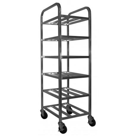 All Welded Aluminum Universal Rack
