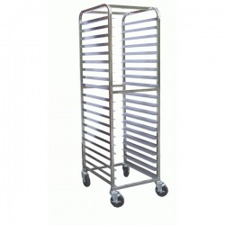 All Welded Stainless Steel Bun Pan Rack
