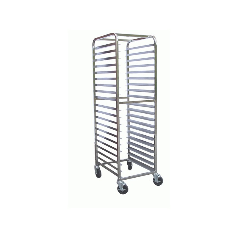 all welded stainless steel bun pan rack
