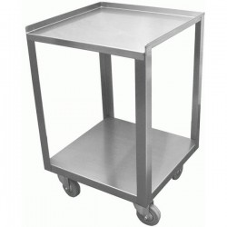 Stainless Steel Donut Cart