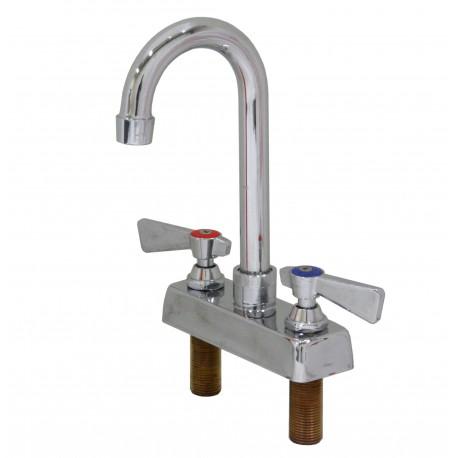 """4"""" Deck Mount Faucet"""