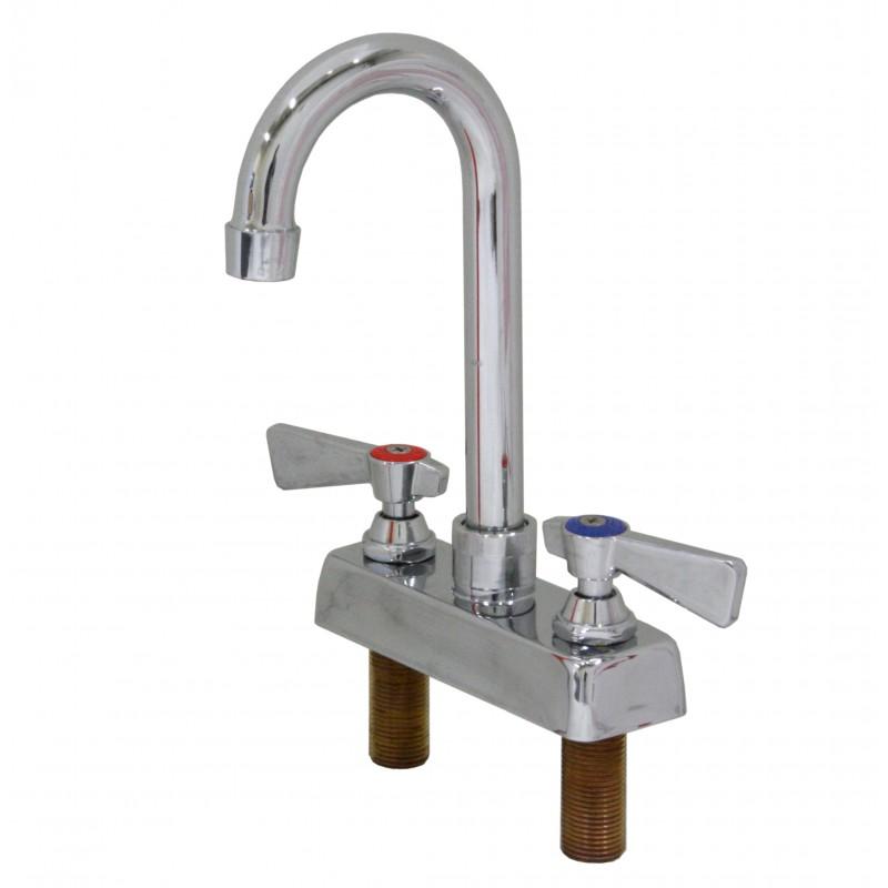 4 Quot Deck Mount Faucet Gsw