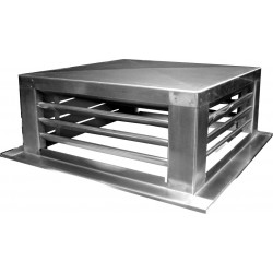 Stainless Steel Drop Down Diffusers