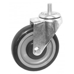 Threaded Casters - Non Brake