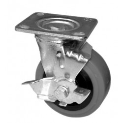 Industrial Caster Non-Brake / Side Brake