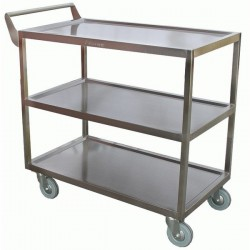 Stainless Steel Heavy Duty Cart