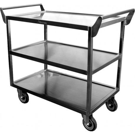 Stainless Steel Super Heavy Duty Cart