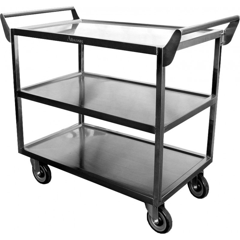 Stainless Steel Super Heavy Duty Cart Gsw