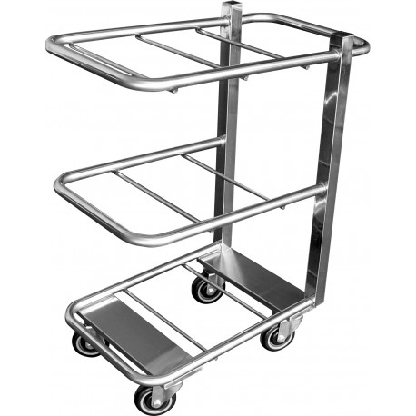 Cantilever Bussing Cart