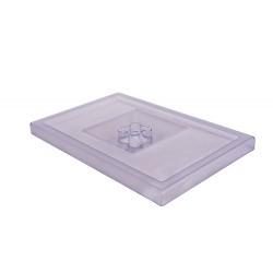 Plastic Flour Bin Cover