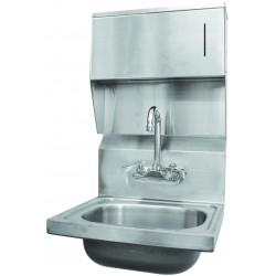 Hand Sink w/ Towel Dispenser