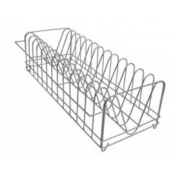 Pan Cover Wire Rack