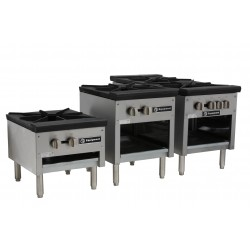 Heavy Duty Gas Stock Pot Ranges