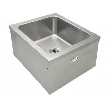 Stainless Steel Floor Mount Mop Sinks Gsw